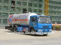 Jiefang 6*4 24.8m3 de llenado de glp camión