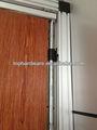 Porta de correr alumínio/swing/dobradiças da porta