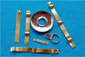 feuille de laiton de coupe composants