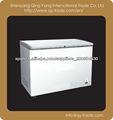 pecho frigorífico congelador del refrigerador Horizontal