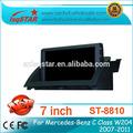 "Lsqstar 7"" doble din para mercedes- benz clase c w204 autoradio gps con canbus"