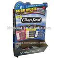 libre chapstick mucic cartón patada lateral de la pantalla