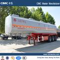 Especial de transporte de combustível petroleiro fabrico, tanque de combustível para a venda