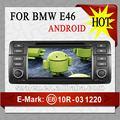 2012 gps de navegación para automóviles con android 3g wifi para 1080p e46 bmw de la serie 3 ( 1998 - 2006 ) al-9201