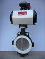 regulador de gas accesorios de ptfe válvula de disco
