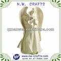 Resina blanca artesanías ángel