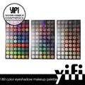 Profesional de 180 colores de sombra de ojos Palet180 Colors Eyeshadow Palette Eye Shadow Makeup 180 paleta de sombra