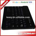 Estándar de ultra- delgado tablet teclado teclado árabe de tablet