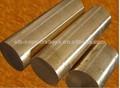 L'industrie du pétrole et du gaz et des mines CuBe2 béryllium barres de cuivre