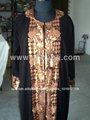 bordado abayas burkas en árabe para mujer desgaste producto de la india
