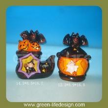 de cerámica de calabaza para venta al por mayor de halloween