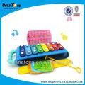 educacional brinquedo instrumento musical de brinquedo de plástico
