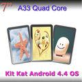 Allwinner tablet pc cuádruple núcleo de 7 pulgadas 86v a33 4.4 android os nuevo modelo para tablet pc del mercado