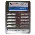fraise dentaire diamantée