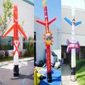 Prnting libre de aire inflables bailarines/tubo de aire inflables de hombre