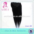 wanhao por atacado do cabelo do kanekalon clip na extensão do dubai jumbo trança de cabelo sintético