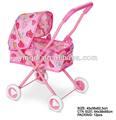 carrinho de mão dobrável carrinho de boneca brinquedos do bebê simples buggy