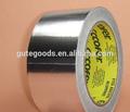 Tubulação de refrigeração de encapsulamento de fita de alumínio, fita isolante, mantenha quente material, good sticky, 502