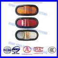 luces traseras de los camiones Mitsubishi 7.5 * 3 pulgadas