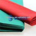 sólido tingido de tecido de cor do pantone gráfico tecido made in china
