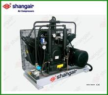 shangair tres etapas del compresor de aire móvil del compresor de pistón compresor de aire