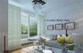 KECO eléctrico cortina, cortina motorizada, sistema automático de la cortina para la cortina del hotel y domótica cortina