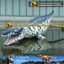 Juguete animal de mar divertido estiramiento plástico / pequeños juguetes de los animales