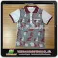 Los niños polo, nuevo diseño de la camisa de polo, original de camisas de polo