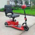 Pedal de triciclo de passageiros dl24250-1 para adultos com certificado do ce