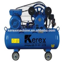 Venta caliente mini coche del compresor de aire de la bomba krk- v0.25/8 mini bomba de aire de cc
