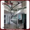 moderno diseño de escaleras metalicas de caracol