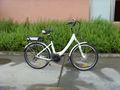 Vélo de ville électrique avec WELLGO pédale de marque XY-EB006