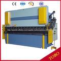 hierro plegadora chapa, prensa plegadora hidráulica sincronizada, prensa hidráulica maquinaria freno