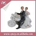 chino estilo para el corazón de la boda de artículos de recuerdo de recuerdos de la boda