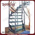 De lujo de acero curvado gloria escalera/escaleras para la venta proveedor de china