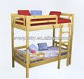 Baratos móveis de madeira maciça, beliche de madeira cama dos miúdos
