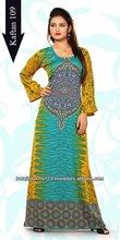 abaya hijab caftán