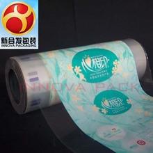 innova impreso fundido transparente película de polipropileno