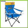 Silla de camping plegable, plegable silla de playa mochila portátil HQ-1001-25