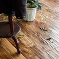 asia nogal piso sólido de madera