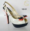 mujeres damas zapatos de la sandalia