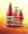 Phoenix& tierra salsadetomate de tomate en botella de vidrio