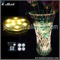 base de LED pour vase de cristal