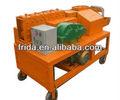 Automática de tubos de acero enderezar la máquina, tubería de acero antiorín máquina