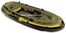 Bestway inflable botes de remo, del río balsas, azul marino verde, de color amarillo, de un solo, doble