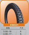 3.00-18 kenda neumáticos de moto