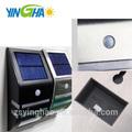 Oem завода низкая цена, солнечной энергии свет обязанности, быть разрешено к отправке датчик стены солнечный свет фары