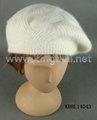 venta al por mayor gorros de lana para las mujeres