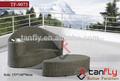 Tf-9073 nuevo diseño rota yin yang muebles sofá de venta caliente hecho en china