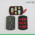 de aluminio de negocios de tarjeta de crédito titular de la cartera de la caja de la tarjeta sim bandeja soporte para ipad 2